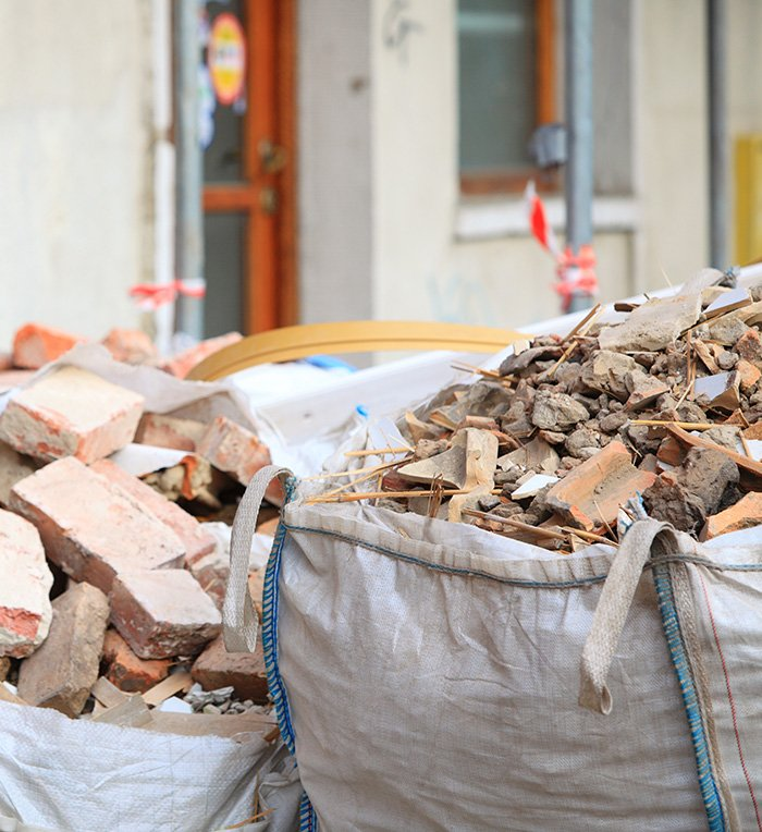 builders waste/rubble bags